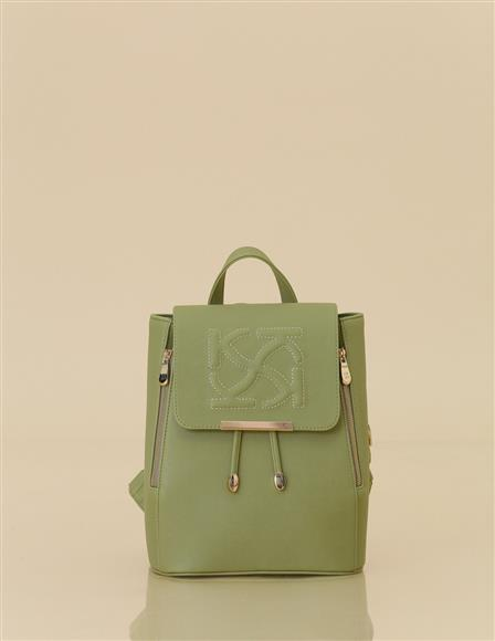 Anaglyphic Backpack B9 CNT01 Green
