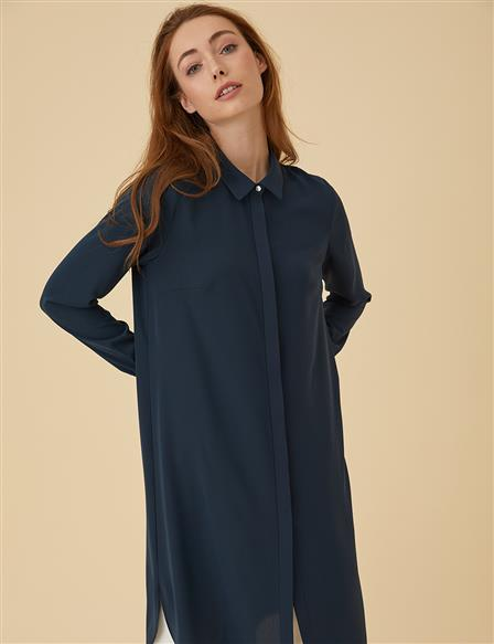 Basic Tunic SZ 21502 Navy