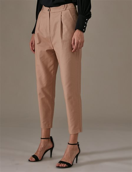 KYR Carrot Pants A9 79016 Beige