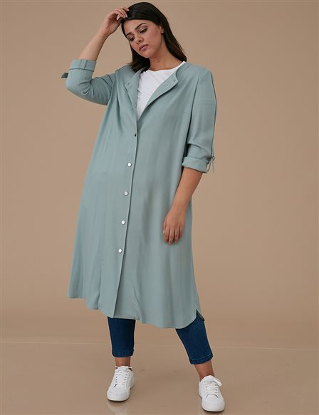 Coat With Gripper A9 25050 Mint