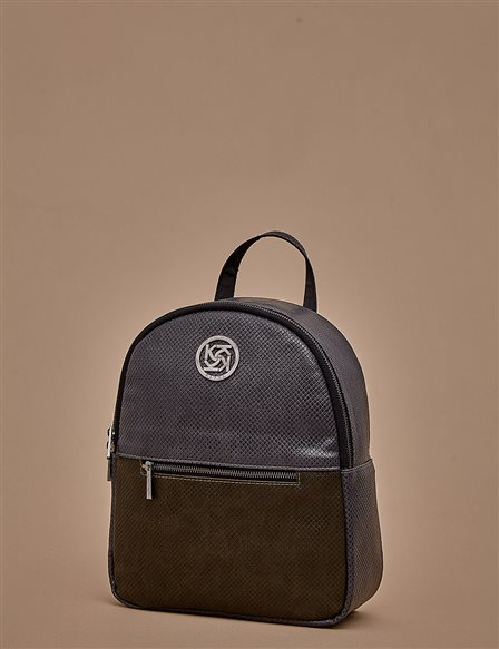 Back Pack A9 CNT02 Grey