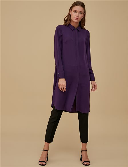 Basic Tunic SZ 21502 Purple