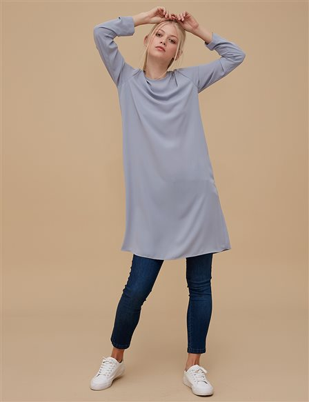 Basic Tunic SZ 21504 Grey