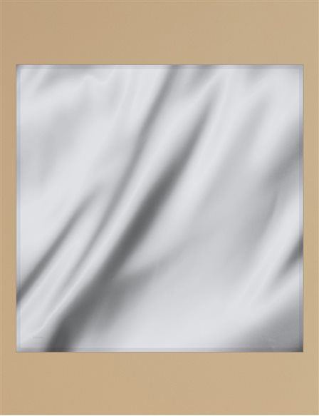 Twill Silk Scarf KA-SZ-ESP01 Light Grey
