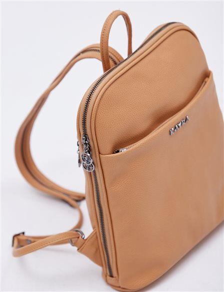 Practical Backpack B20 CNT30 Beige