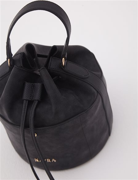 Bucket Bag Black A20 CNT32