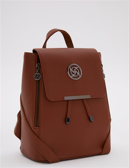 Backpack With Zipper Taba A20 CNT01