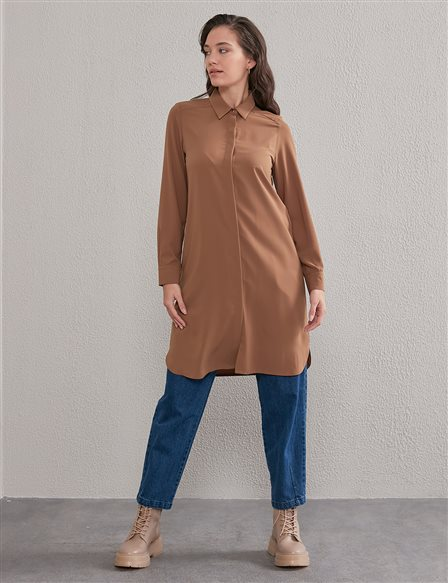 Basic Tunic SZ 21506 Camel