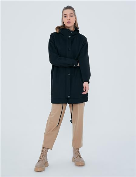 Shearling Jacket A20 13109 Black