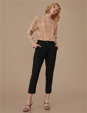 Casual Pants A9 19074 Black