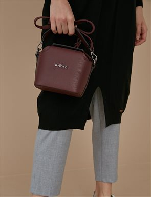 Mini Hand Bag A9 CNT23 Plum