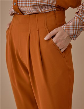 Pleated Pants A9 19052 Tile