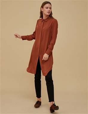 Basic Tunic SZ 21502 Taba