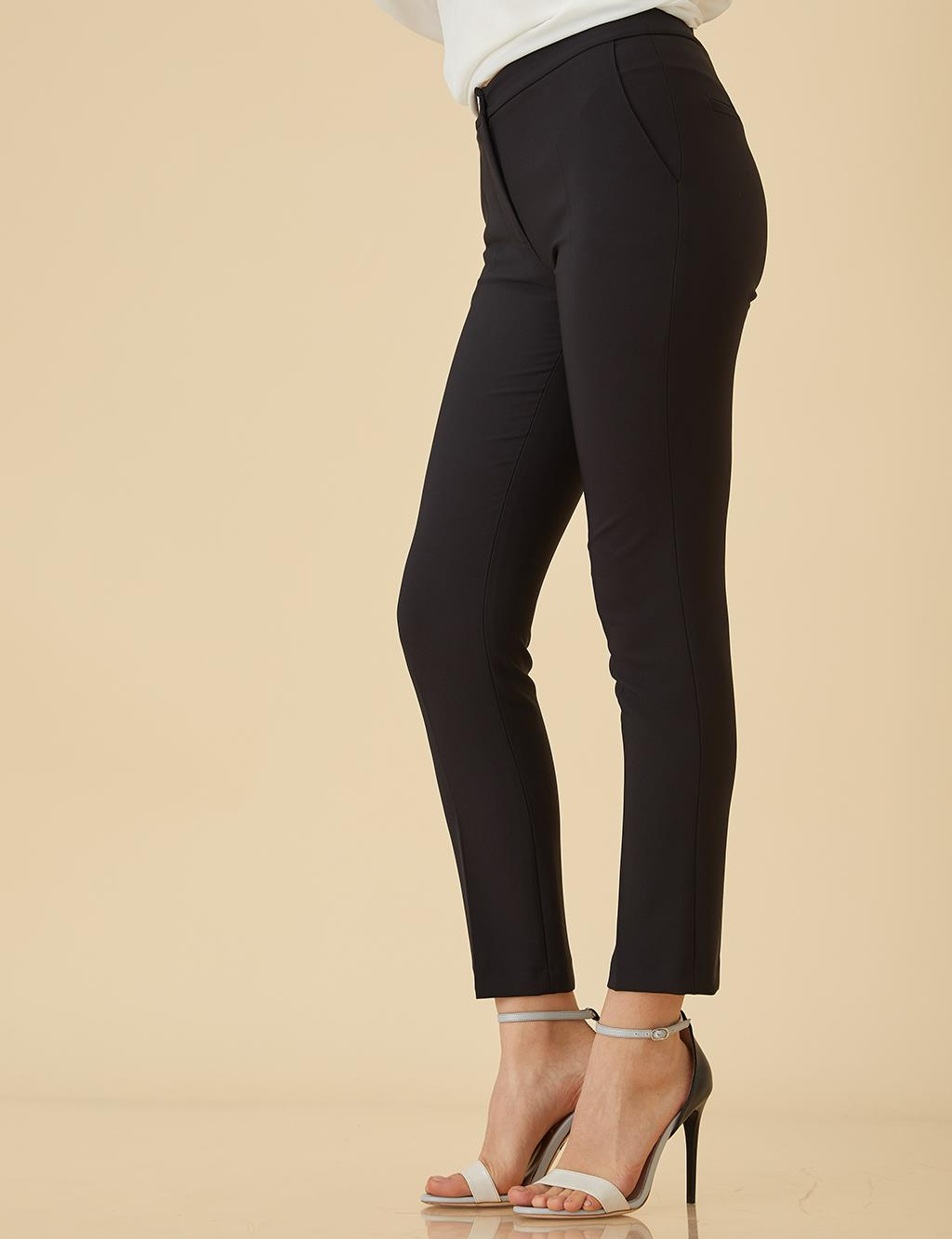 Basic Tight Pants SZ-19501 Black