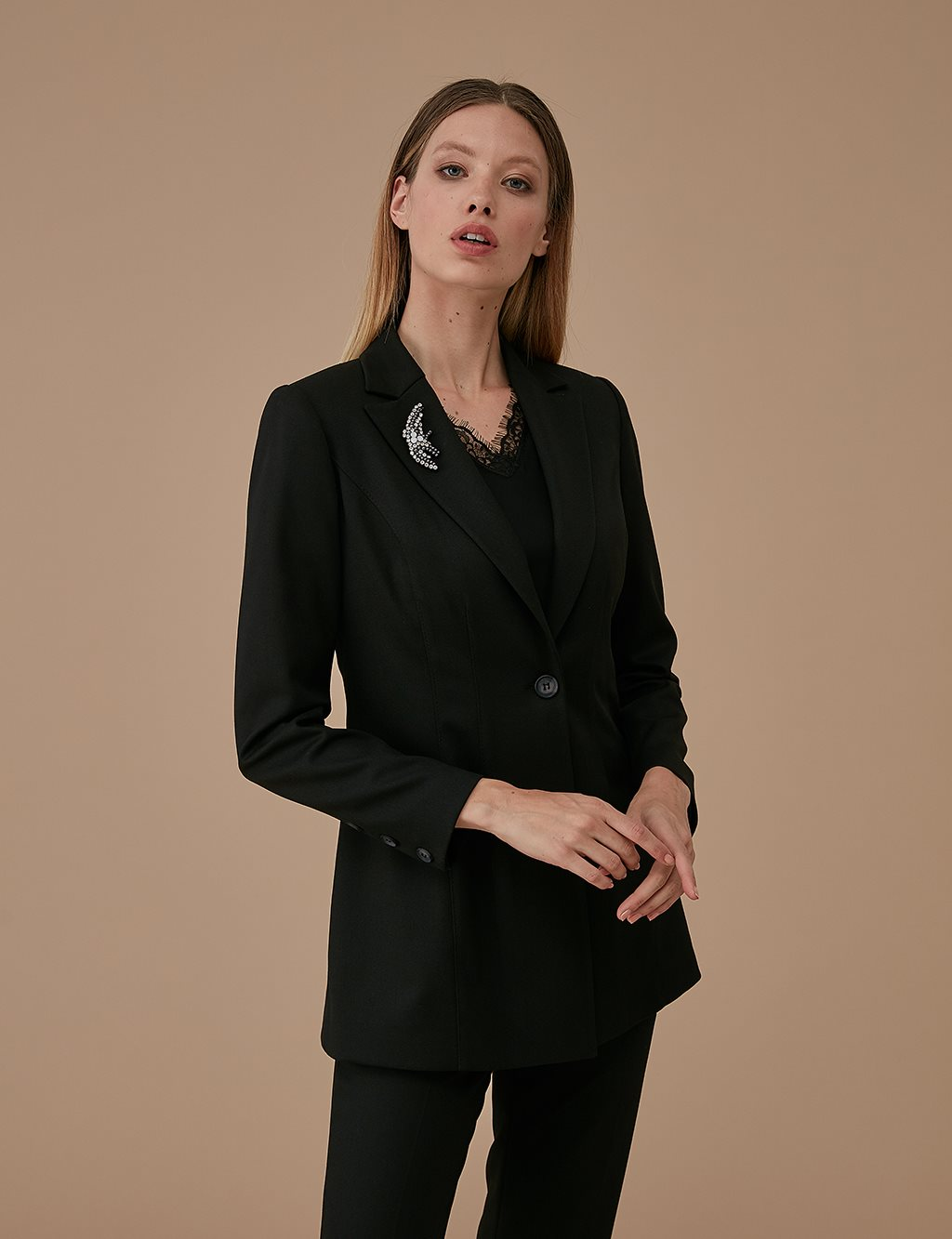 Blazer Jacket A9 13079 Black