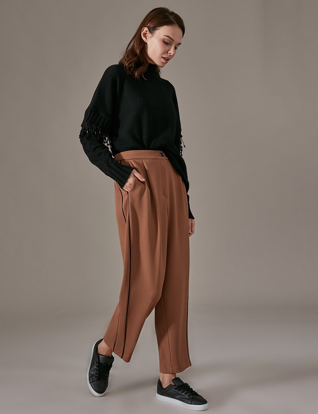 KYR Strappy Pants A9 79020 Camel
