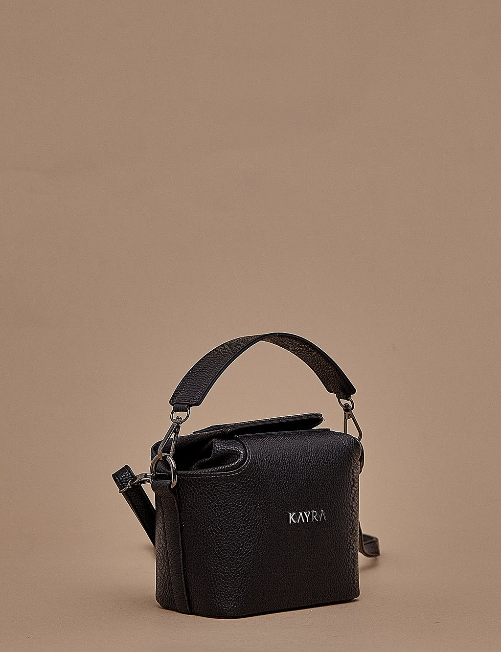 Mini Hand Bag A9 CNT23 Black