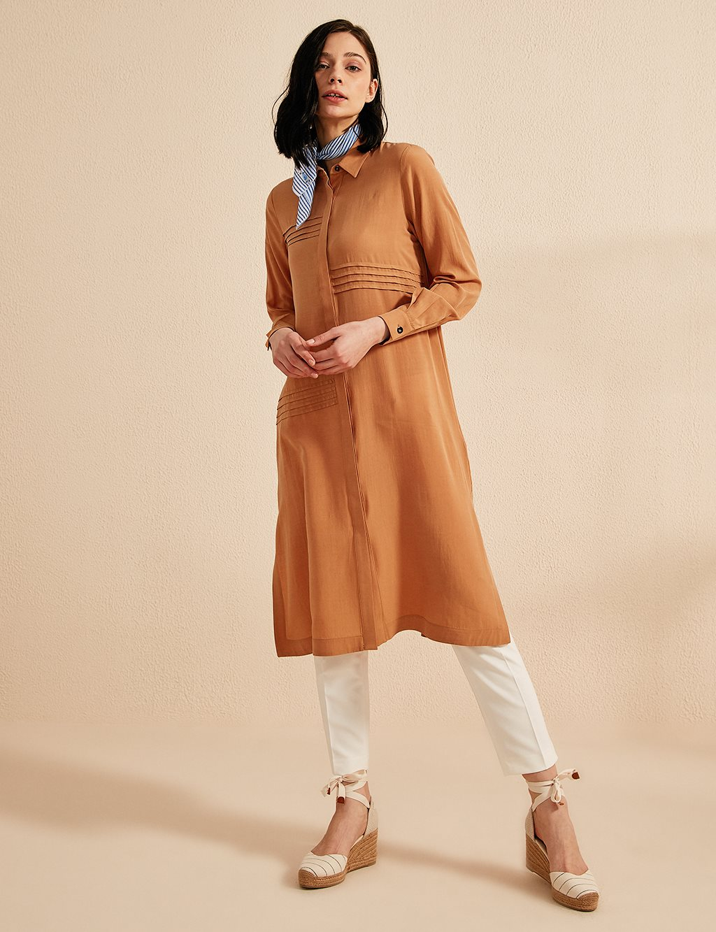 KYR Long Tunic B20 81015 Orange
