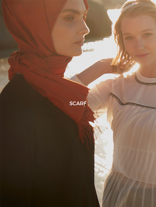 Kayra New Season Scarves Collection