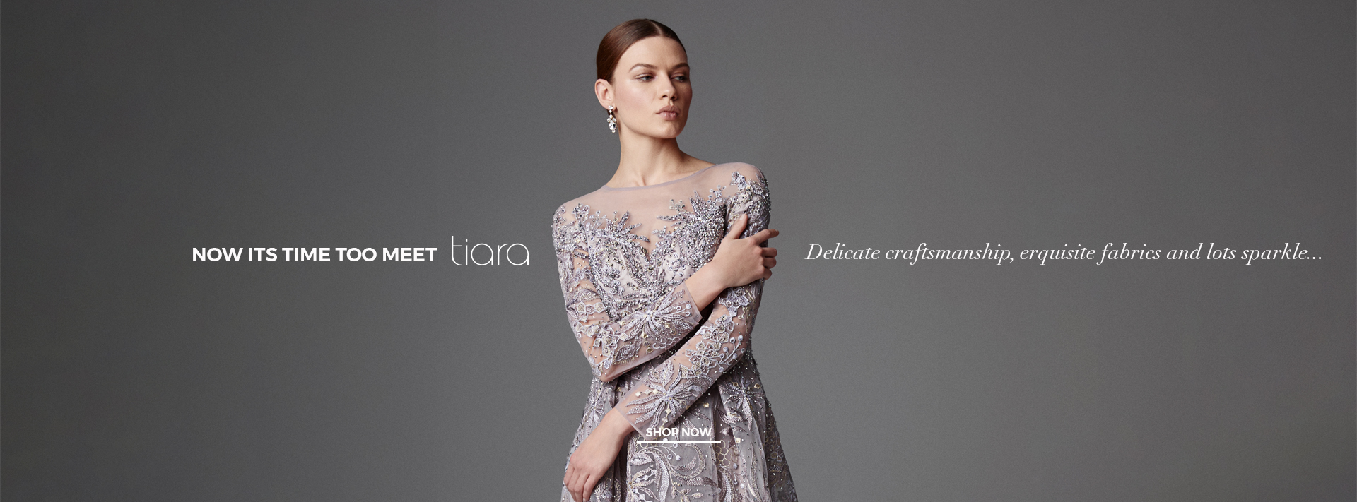 TIARA Evening Dress